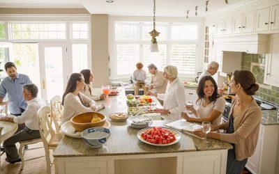 5 trenduri în materie de bucătării