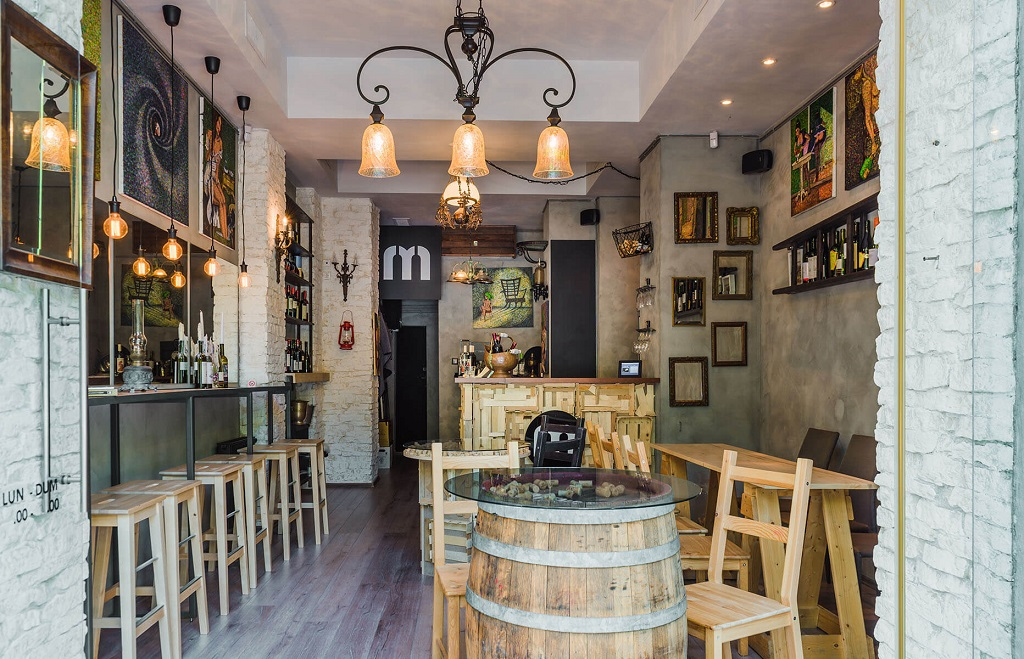 Mobila terasa bar la comanda in Bucuresti
