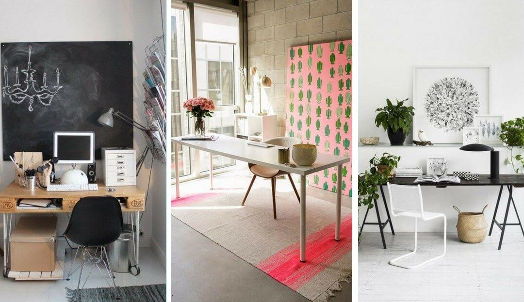 Cum alegem mobilierul perfect pentru biroul de acasa