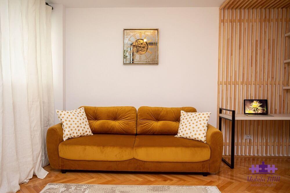 Mobilarea unui apartament cu 3 camere in Bucuresti