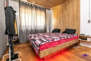 Mobilier pentru dormitor realizat din PAL melaminat